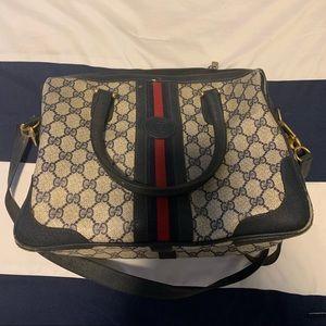 Gucci handbag/over the shoulder